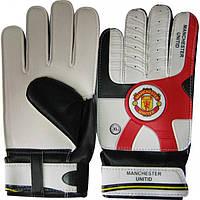 Футбольные перчатки для вратаря для детей Manchester