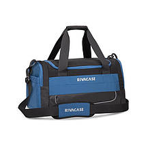 Дорожная сумка Rivacase 5235 Black/Blue