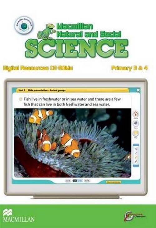 Macmillan Natural and Social Science 3-4 Interactive Whiteboard Software