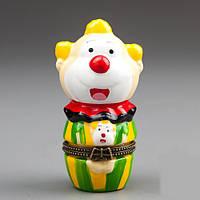 """Шкатулочка """"Веселый клоун"""" (9 см)"""