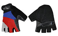 Спортивные перчатки мужские без пальцев для фитнеса