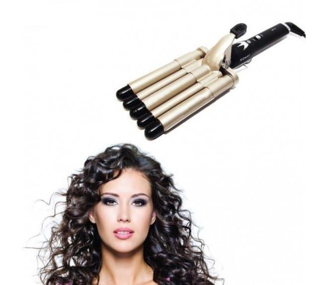 Плойка для волосся GEMEI GM-2933