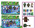 Набір фігурок Майнкрафт герої гри Minecraft, фото 3