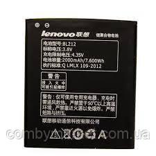 Аккумулятор Lenovo BL212