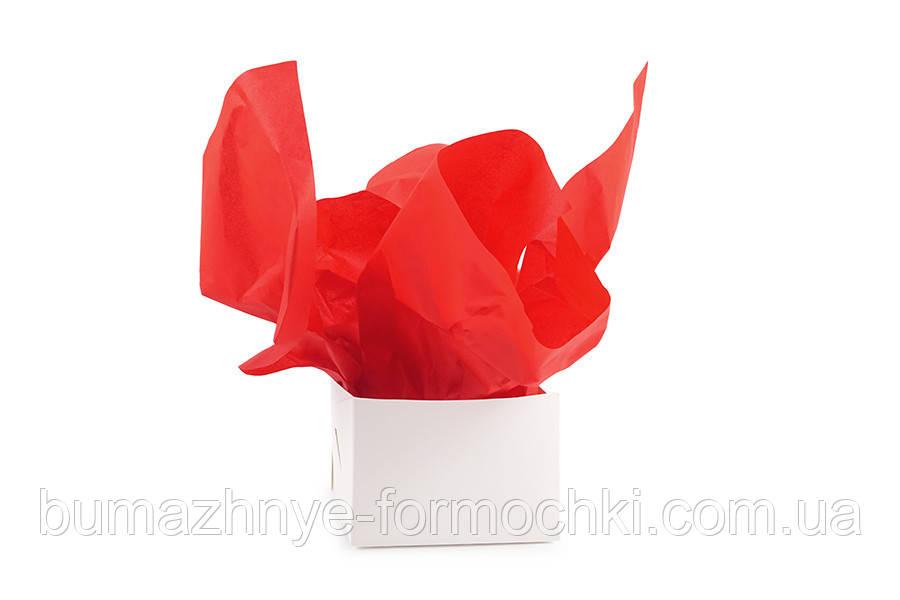 Папір тишею, червона