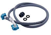 Шланг подачи воды для стиральной и посудомоечной машины, SD+ (1500 mm)