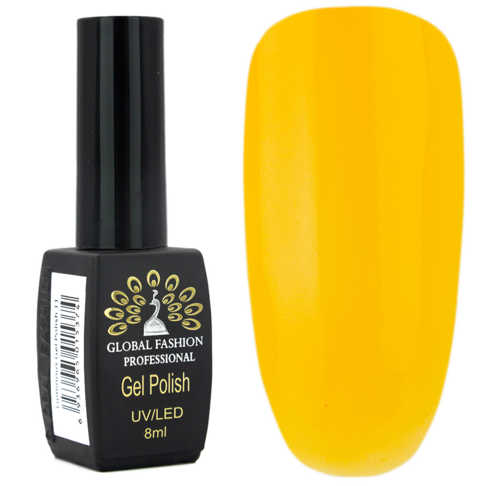 Гель-лак Luminous Global Fashion Gel Polish № 4