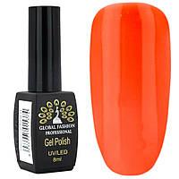 Гель-лак светящийся в темноте Luminous Global Fashion Gel Polish № 6