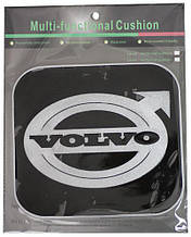 Антиковзаючий силіконовий килимок на торпедо з логотипом Volvo