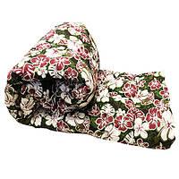 Одеяло Lotus flower холлофайбер 145/210  фиалки