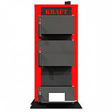 Котел на дровах Kraft серия E new, 20, фото 3