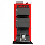 Котел на дровах Kraft серия E new, 20, фото 10