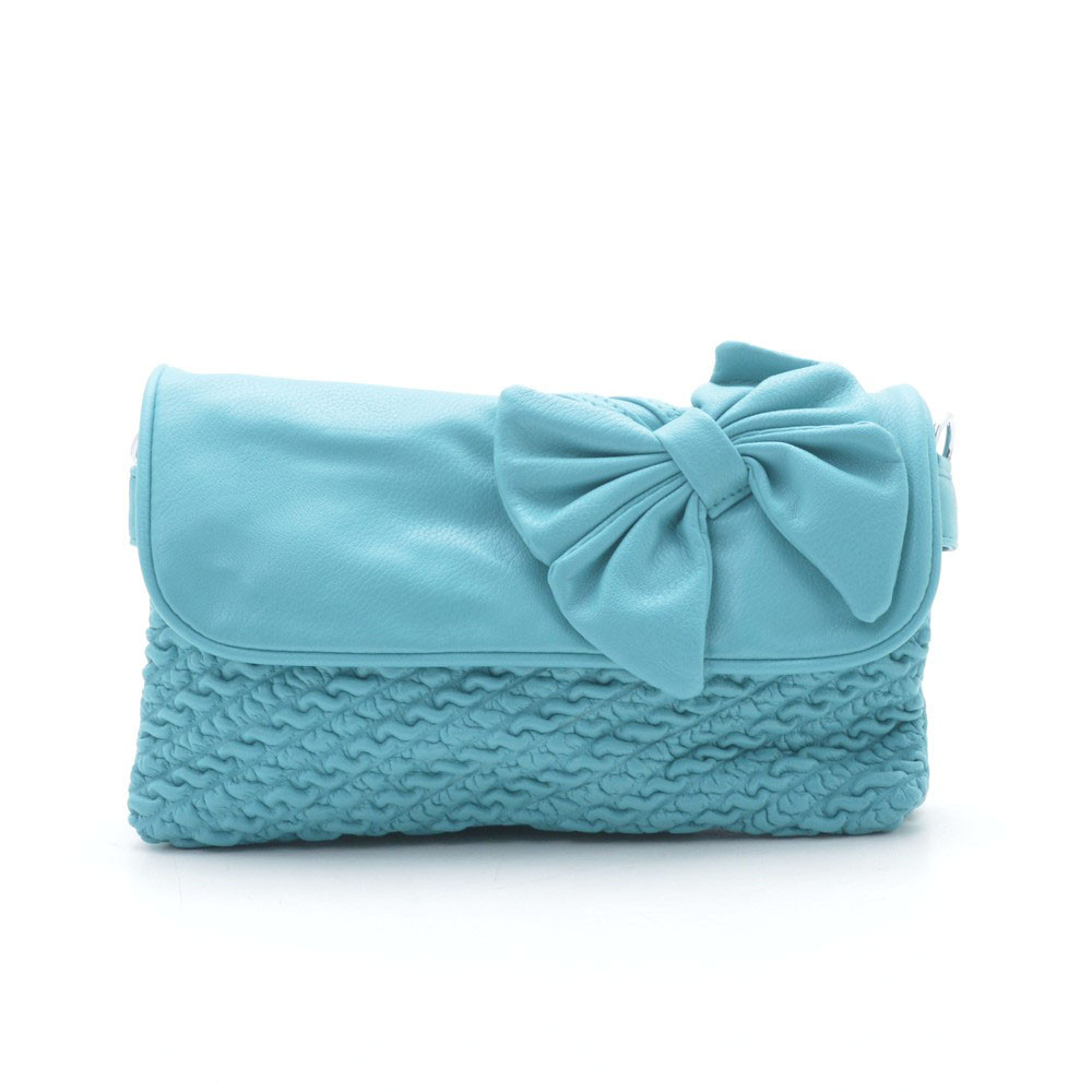 Клатч 8006 water blue
