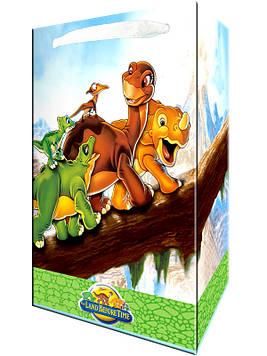 """""""Динозаврики"""" - Пакет 21/12/6 см."""