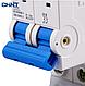 Модульный автоматический выключатель CHINT Electric NXB-63 2P 25А 6кА х-ка C для крепления на DIN-рейку, фото 2
