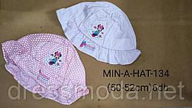 Панамки для дівчаток Minnie 52,54 p.p.