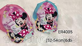 Кепки для девочек Minnie 52,54 p.p.