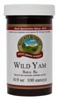 Вайлд Ям (Дикий Ямс) - Wild Yam NSP - для нормализации гормонального статуса.