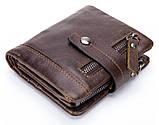 Мужской кошелек портмоне Tribe N8124 из натуральной кожи, фото 9