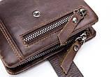 Мужской кошелек портмоне Tribe N8124 из натуральной кожи, фото 10