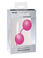Вагинальные шарики с силиконовой нитью Joyballs Pink