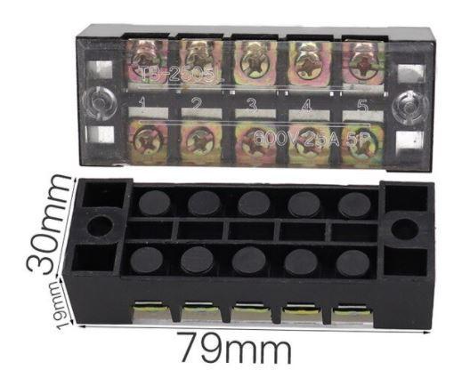 Клеммная колодка ТВ-2505