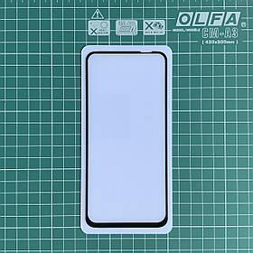 Захисне скло 6D Full Glue Huawei P 40 Lite Black / без упаковки /