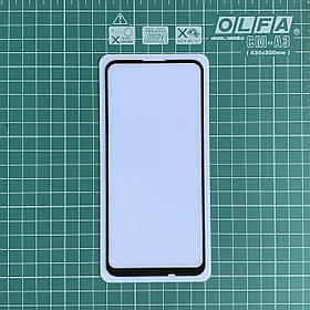 Захисне скло 6D Full Glue Huawei P 40 Lite E Black / без упаковки /