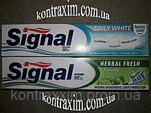 SIGNAL Зубна паста 100мл HERBAL FRESH, DAILY WHITE