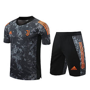 Футбольная форма / тренировочный костюм Ювентус 2021-22