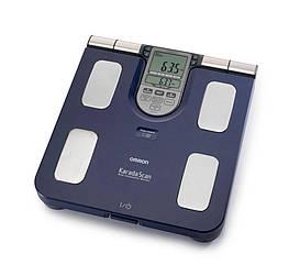 Весы умные напольные электронные OMRON BF-511 монитор ключевых параметров тела