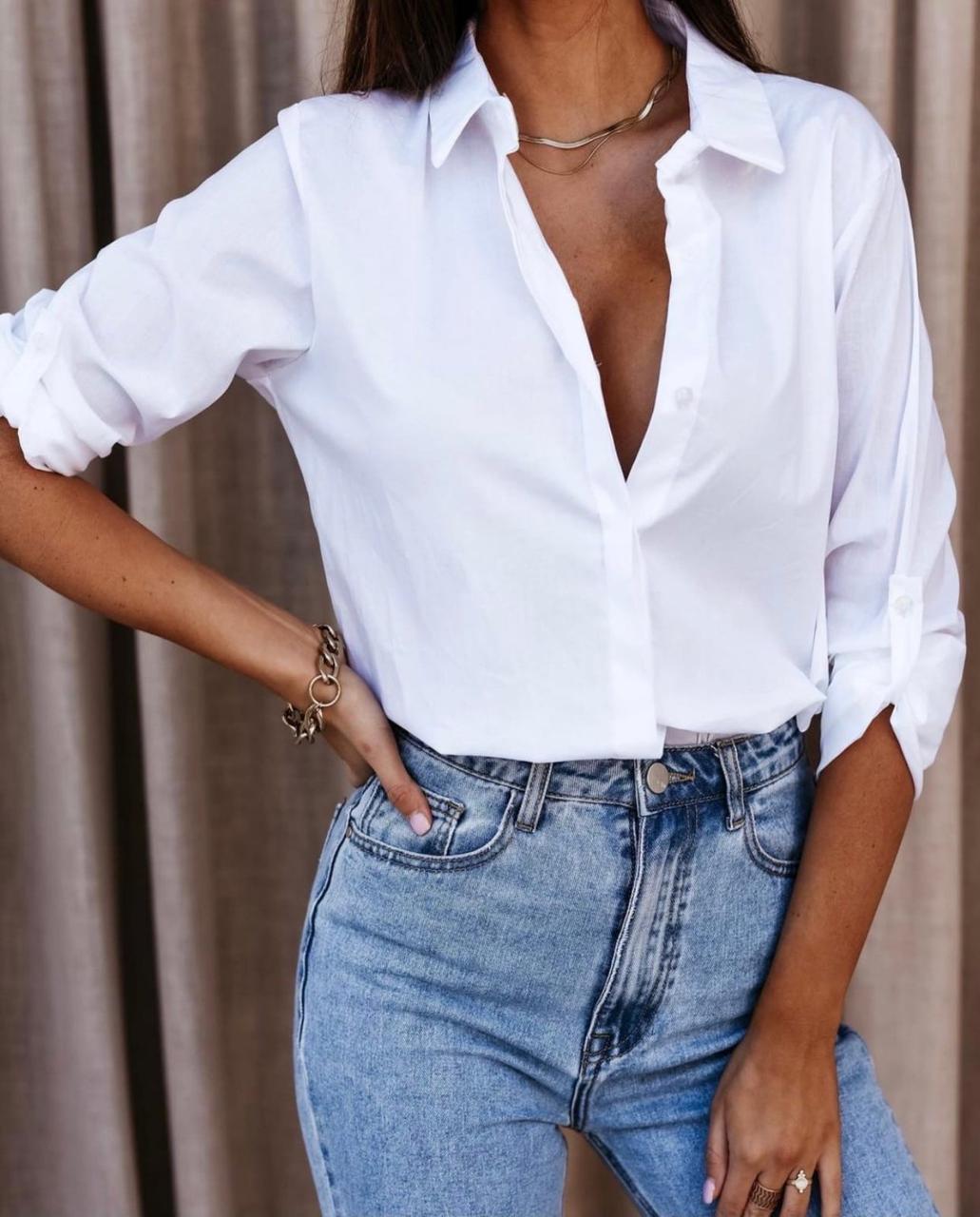 Женская весенняя рубашка  новинка 2021