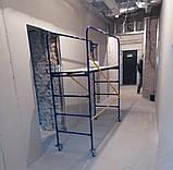 Підмости будівельні 1.85 х 0.6 (м) Мобі 190, фото 4