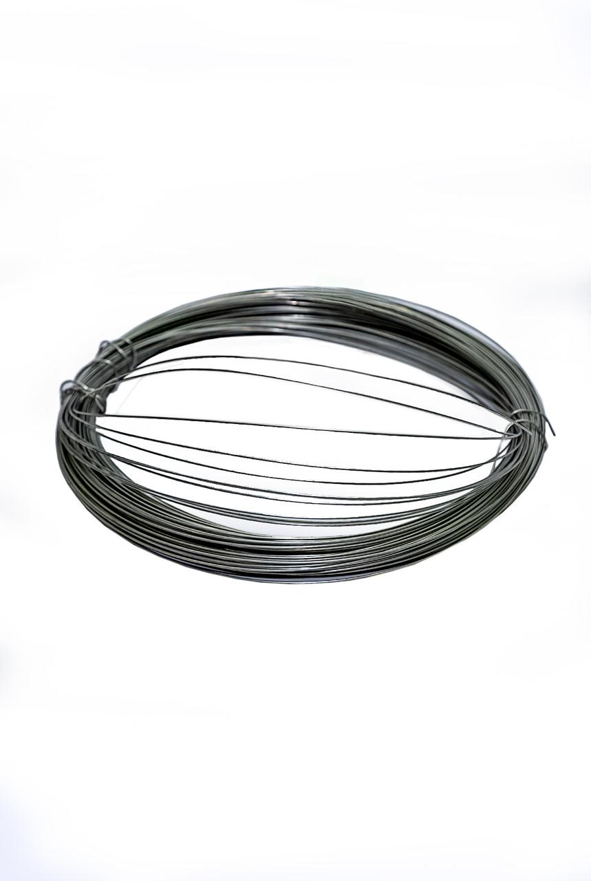 Дріт термічно-оброблена 1,4 мм (фасовка 100м)