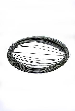 Дріт термічно-оброблена 1,4 мм (фасовка 100м), фото 2