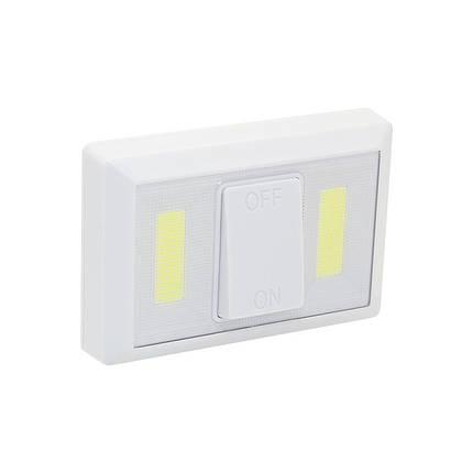 Аварийный светильник для шкафа Lesko HY-811 подсветка навесной, фото 2
