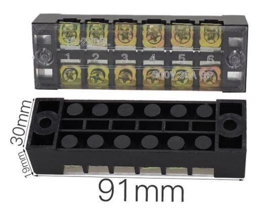 Клеммная колодка ТВ-2506