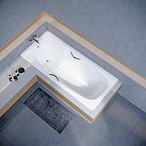 Ванна Koller Pool Atlantica, 180x80, с anti-slip, с отв., фото 2
