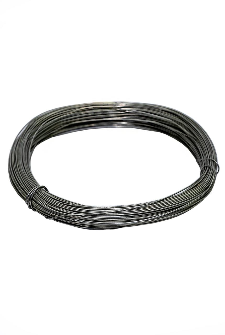 Проволока термически-обработанная 1,8мм (фасовка 100м)