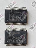 Микросхема BTS5590G Infineon  корпус PG-DSO-36-34, фото 3
