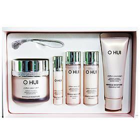 Набор увлажняющих средств для лица O HUI Miracle Moisture Cream Special Set 5 предметов