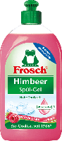 Средство для мытья посуды Frosch Spül - Gel Himbeer, 500 мл