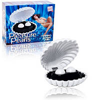 Вагинальные шарики California Exotic Novelties Pleasure Pearl