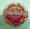 Жевательные конфеты My Toffe 1 кг Уценка