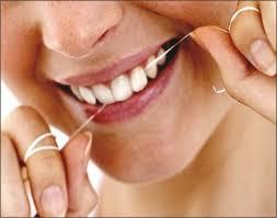 Нитки для зубов