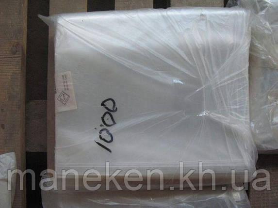 Пакет прозрачный полипропиленовый + скотч  20*26+4\25мк +скотч (1000 шт), фото 2