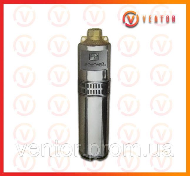 Погружной насос Водолій БЦПЕ 0,5-100 В (кабель 80м)