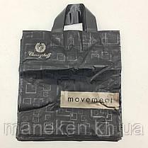 """Пакет с петлевой ручкой маленький """"Квадрат """"(30х31) Рендпако (25 шт), фото 2"""