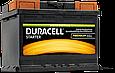Аккумулятор автомобильный Duracell UK027 Starter (DS62), фото 2