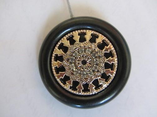 Магнит-подхват для штор ручной работы Б1 круг